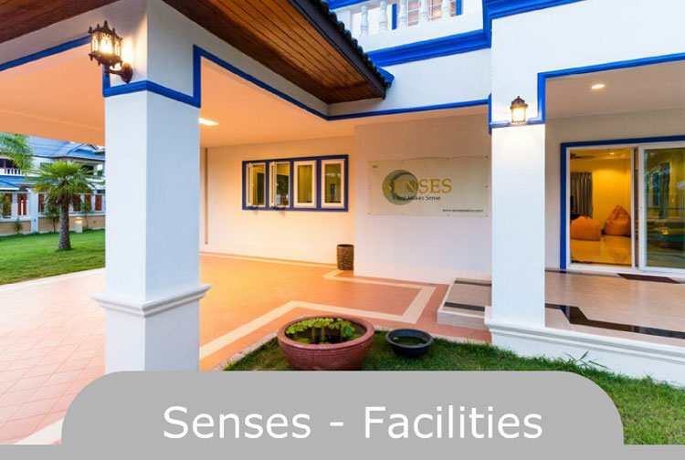 Facilities at Senses Phuket